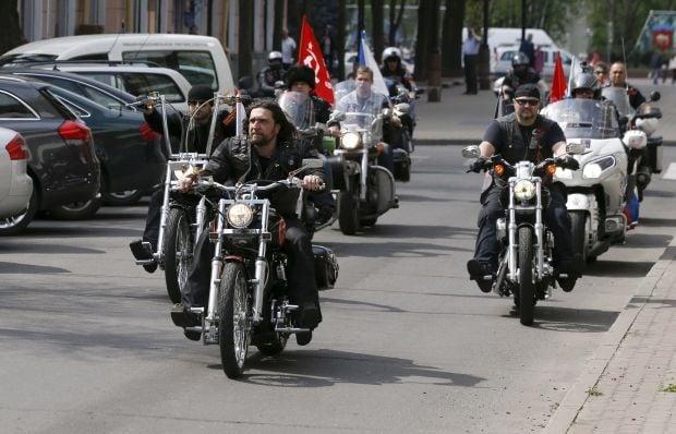 """Прикордонники відстежують переміщення """"Нічних вовків"""", щоб ті не потрапили в Україну"""