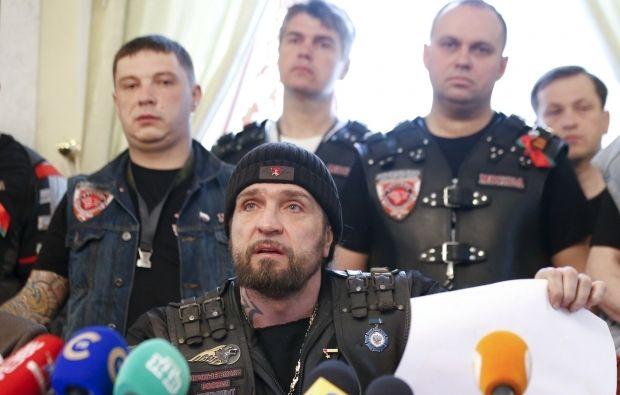 У Литві мер вибачився за зустріч школярів із російськими байкерами-пропагандистами