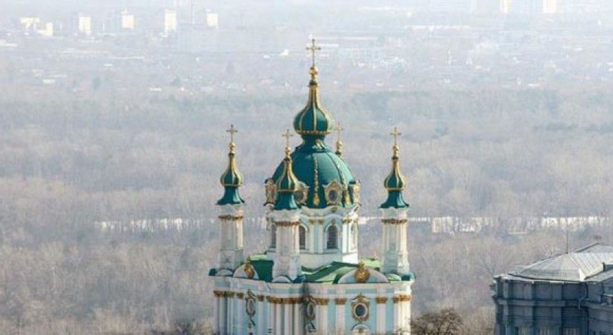 Poroshenko proposes to hand over Kyiv-based St. Andrew's Church to Ecumenical Patriarch