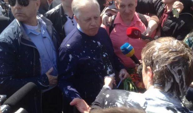 Симоненко и кефир / Громадське