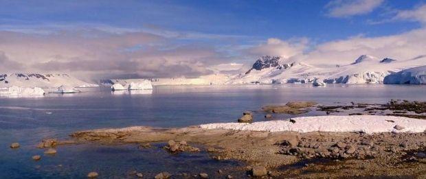 Новый остров получил название Сиф - в честь норвежской богини / Kalle Ljung