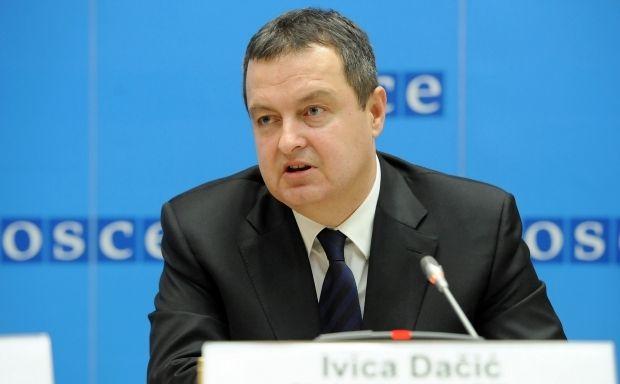Дачич каже, що Сербія поважає територіальну цілісність України / фото: osce.org