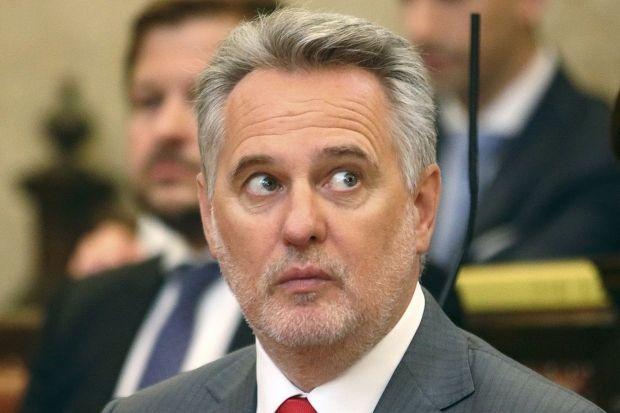 Олігарх Дмитро Фірташ / REUTERS