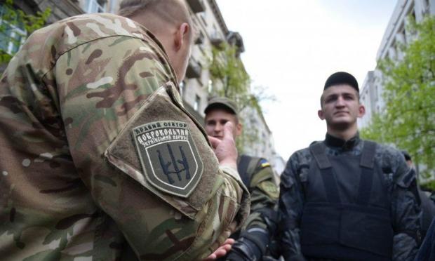 На сегодняшний день остается не решенным вопрос предоставления статуса УБД для добровольческих батальонов / Фото УНИАН