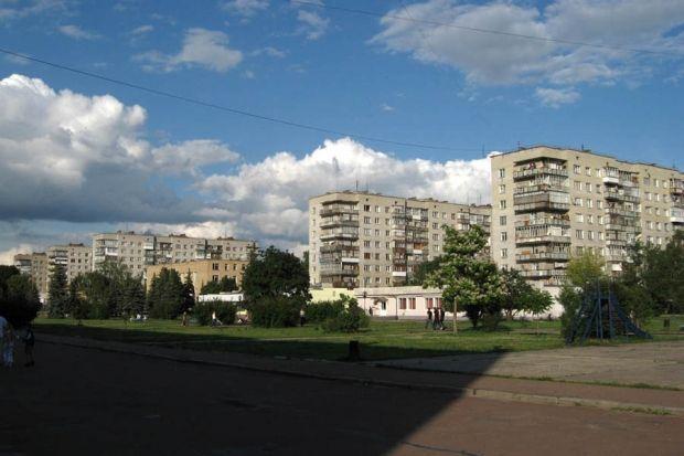 фото город шостка