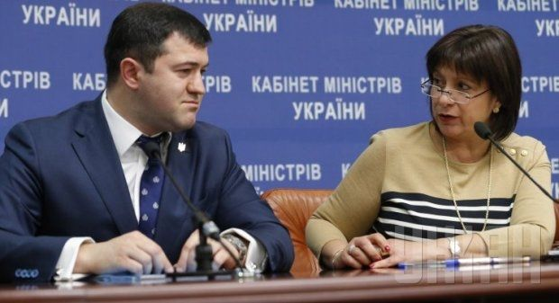 Jaresko: The new head of the SFS has three months to bring order to the service's work / Photo by UNIAN