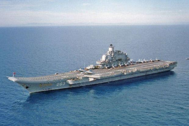 Площа пожежі на кораблі становить 600 кв. м \ ZN.UA