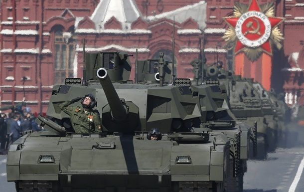 """Т-14 """"Армата"""" / REUTERS"""