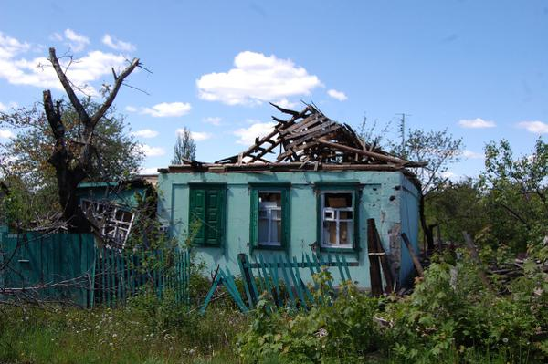 Photo from twitter.com/Debaltsevo_UA