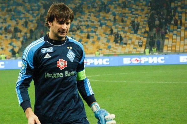 Шовковський відчуває себе чудово і готовий продовжити кар'єру / xsport.ua