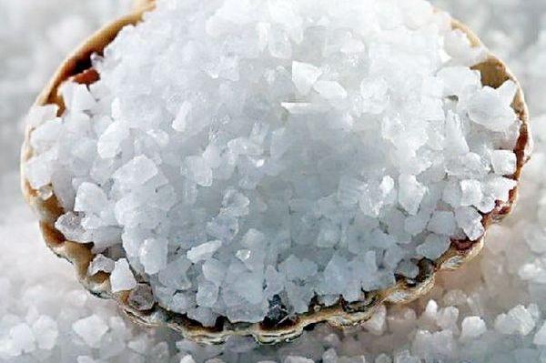 Морская соль - кладезь полезных веществ / Фото: med2.ru