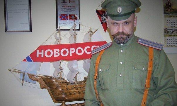 Боевик Алексей Мозговой / vk.com/id265927036