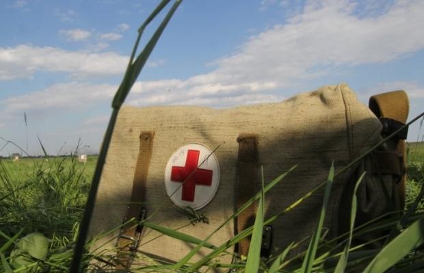 аптечка тактична медицина військова медицина медична сумка / Фото: УНІАН