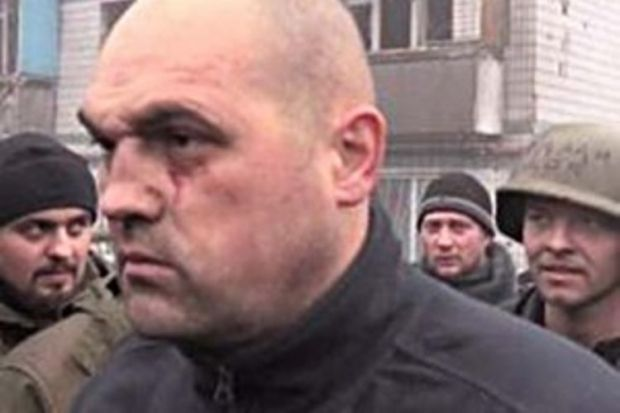 Commander Oleh Kuzminykh / Screenshot