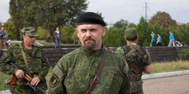 Алексей Мозговой / Фото с сайта боевиков