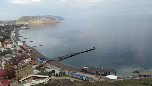 Free available services and support software from the U.S. have been authorized for export to Crimea / Photo from crimeaukr.wordpress.com
