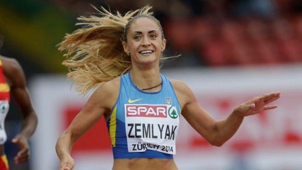 Ольга Земляк одержала победу над олимпийской чемпионкой / sport.err.ee