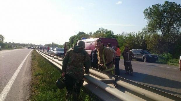 Заложники, которых захватил преступник, не пострадали / facebook.com/slava.mavrichev