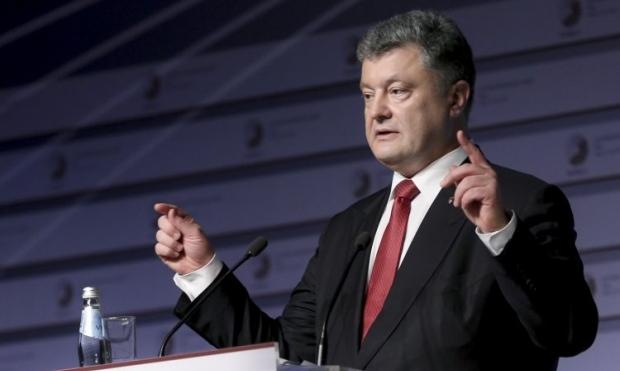 President Poroshenko outlines tasks needed for Ukraine to get visa-free regime / Photo from UNIAN