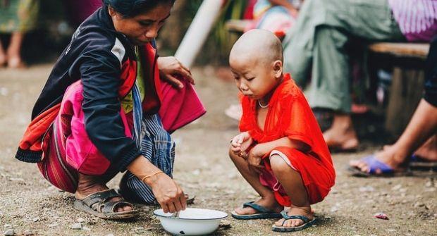 голод / Flickr.com, FMSC