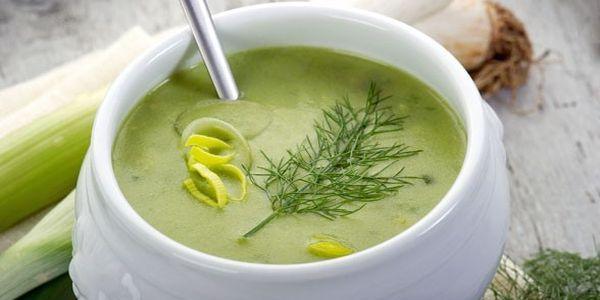 Суп из сельдерея / Фото: pinterest.com