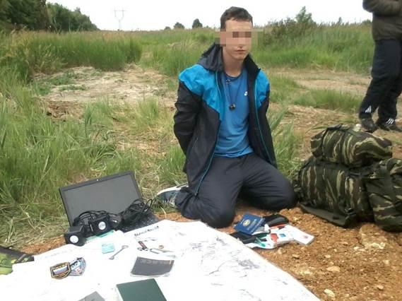 В Молдове задержали боевика ДНР