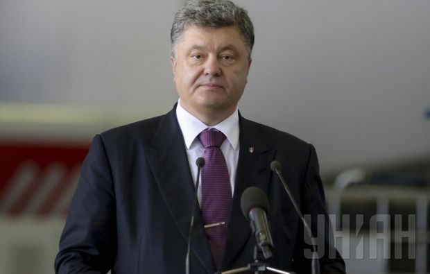 President approves the National Security Strategy of Ukraine / UNIAN Photo