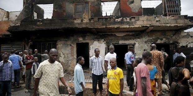 нигерия / REUTERS