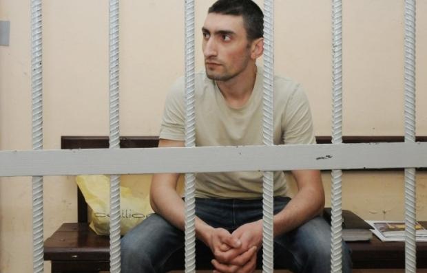 Суд оставил Кромский под стражей до 26 декабря / фото УНИАН