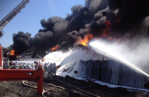 Photo from State Emergencies Service of Ukraine