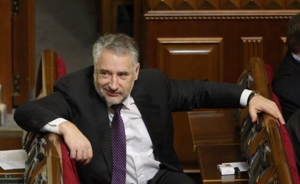 President Poroshenko has introduced new Donetsk region governor Zhebrivskiy / Photo from UNIAN