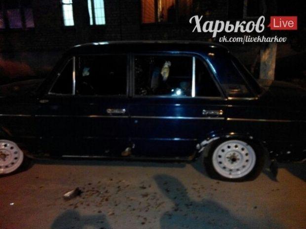 ВКонтакте/Харьков live