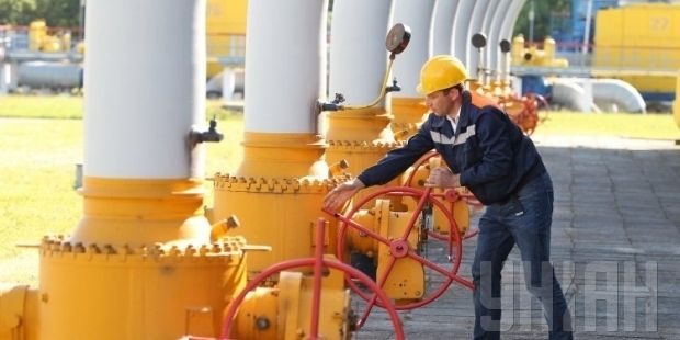 The issue at the top of the agenda: Will Ukraine be able to get Gazprom to disclose the shipper codes? / Photo UNIAN