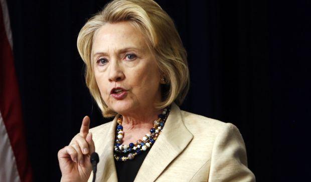 Hillary Clinton pledges to