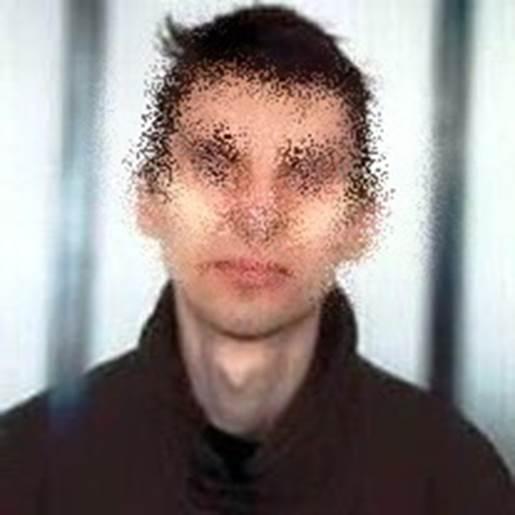 Задержанный террорист / СБУ