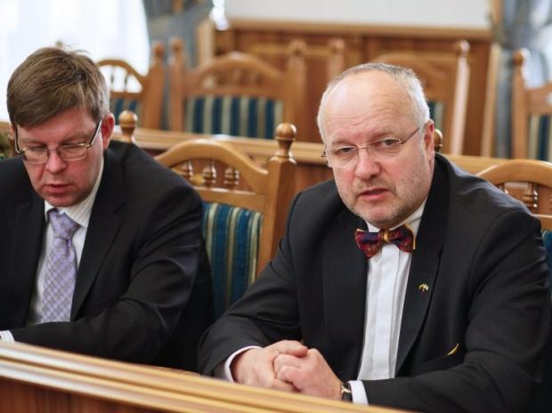 В Литве заявили о политической воле поставлять оружие Украине