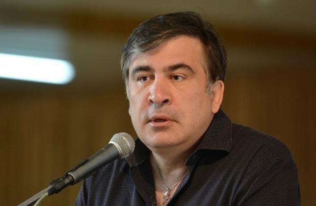 Саакашвили депортировали 12 февраля / фото УНИАН