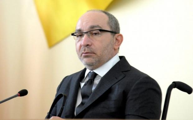 Incumbent mayor of Kharkiv Hennadiy Kernes / Photo from UNIAN