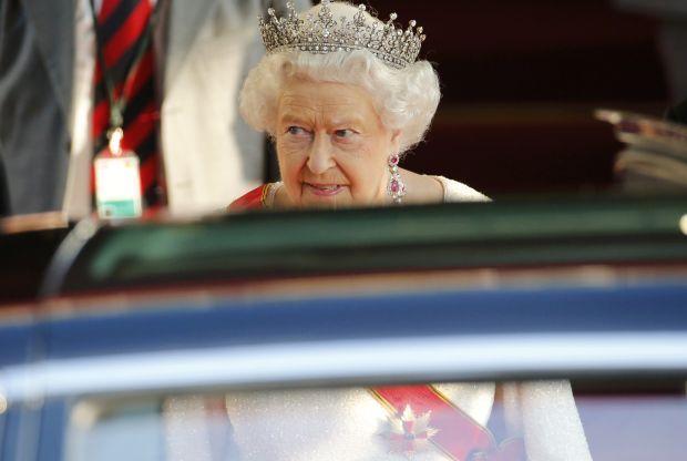 Королева Елизавета / REUTERS