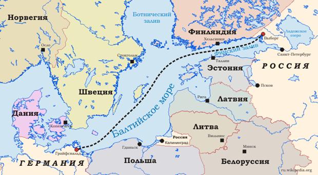 ВShell пояснили, почему решили поддержать «Северный поток— 2»