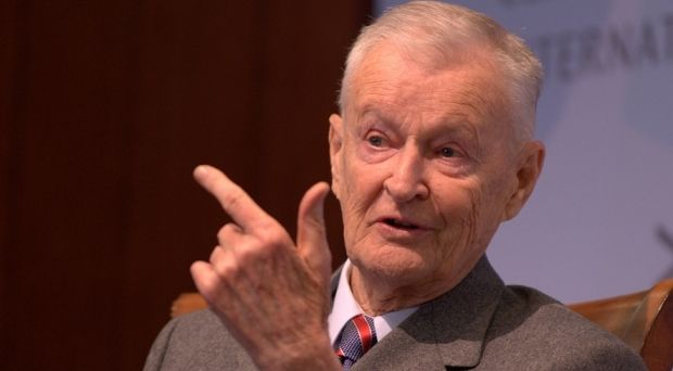 Brzezinski speaks out for arming Ukraine and suggests using Finland's role model to solve the Ukraine crisis / Photo from voanews.com