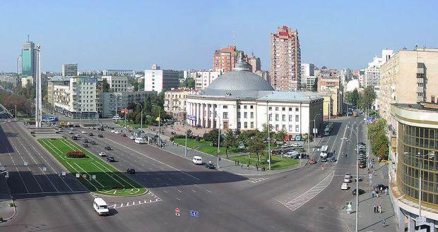 Площадь Победы / smartclever.com.ua