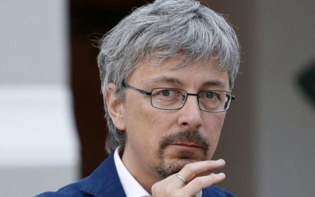 Ткаченко заявил, что канал подаст в суд на Порошенко / фото УНИАН