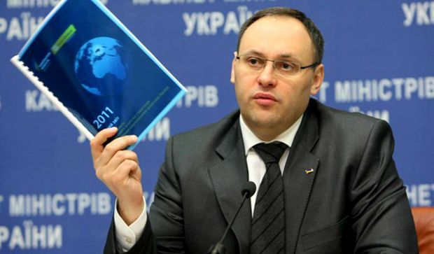 Ex-head of Ukraine's investment agency Kaskiv has siphoned about $11.75 million from Ukraine via Latvian bank accounts / Photo from zn.ua