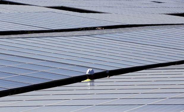 Сонячна енергетика / Фото REUTERS