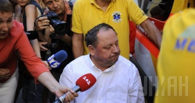 Ex-rector and fugitive Petro Melnyk acquitted on all charges / Photo from UNIAN