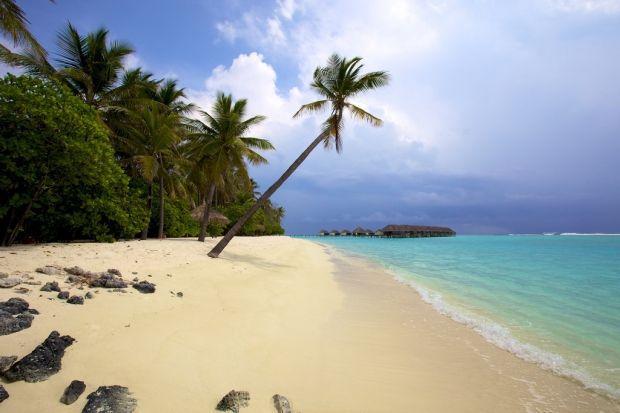 Отдых на экзотических Мальдивах обойдется недешево / Фото flickr.com/whoshotya