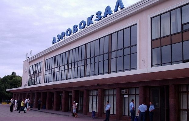 Odesa airport / Photo from Wikipedia