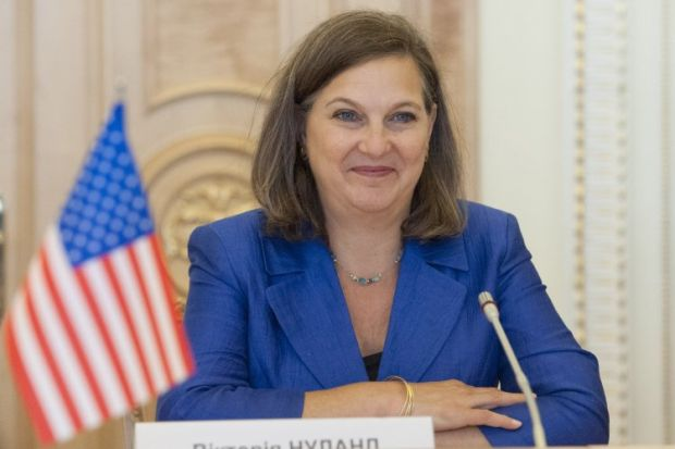 U.S. Under Secretary of State Nuland to visit Ukraine along with Secretary of State Blinken / Photo from UNIAN
