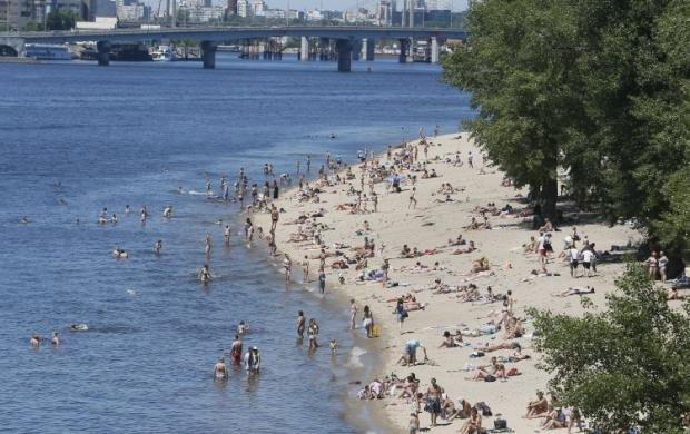 Эксперт указала на опасности пляжного отдыха / фото УНИАН